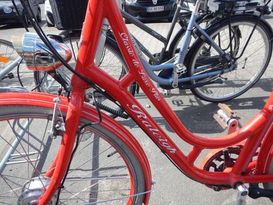 Raleigh- Fahrrad