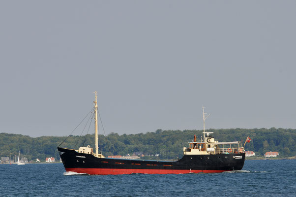"Kümo ""Caroline S."" aus Svendborg"