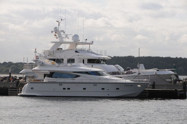 Klein Monaco in Laboe