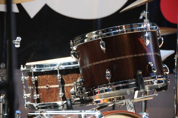 Schlagzeug hat Pause