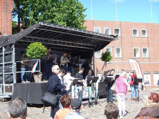 Konzert am Marktplatz
