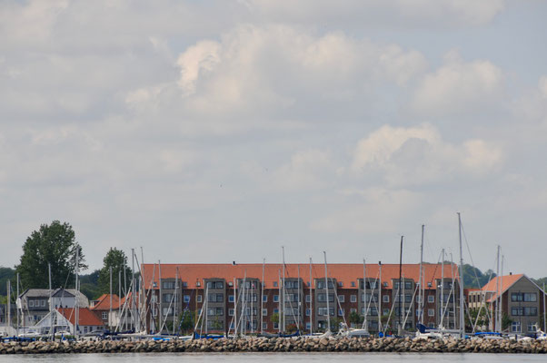 Yachthafen Apenrade