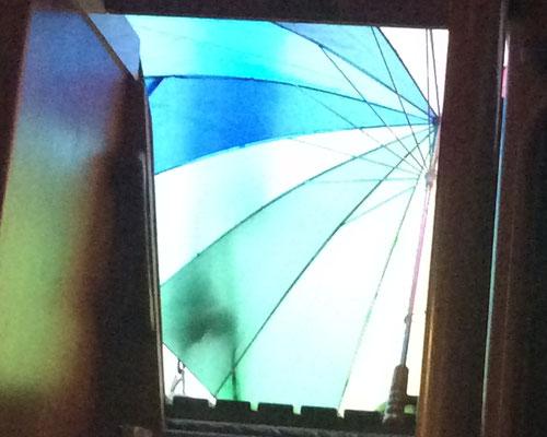 und nochmal als Parapluie anstelle der Steckschotten