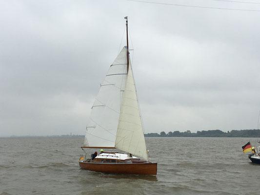"""""""Kuttel Daddeldu"""" auf der Elbe"""