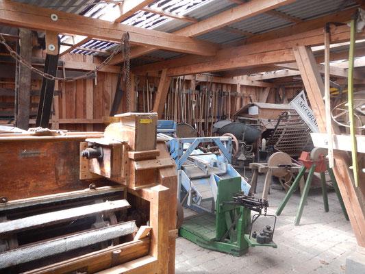 Geräteschuppen Mühle Anna