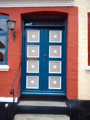 Haustüren in Æerøskøbing