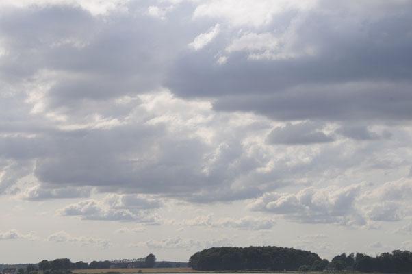 Himmel über Jütland