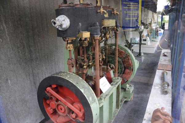Dampfmaschinengenerator
