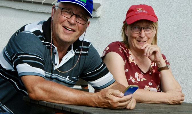 Hermann und Karin