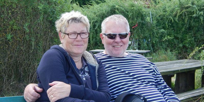 Chrissie und Axel