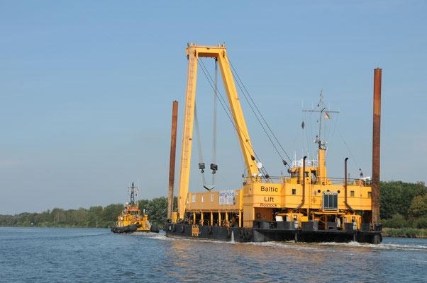 ...mit Anhang Baltic Lift