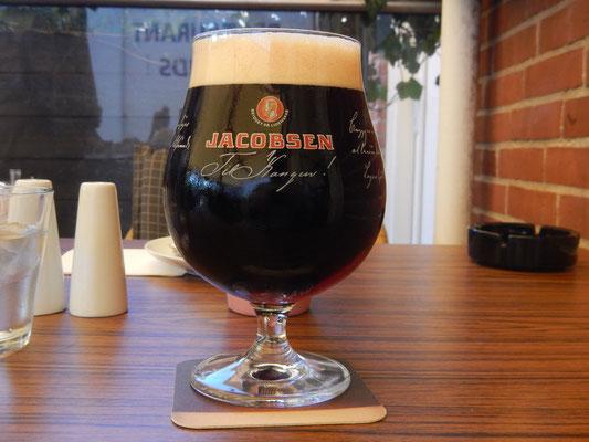 Ein helles Jacobsen Bier
