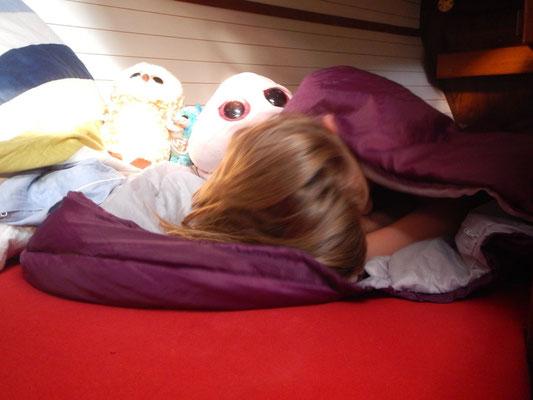 Chiara vor dem Aufwachen