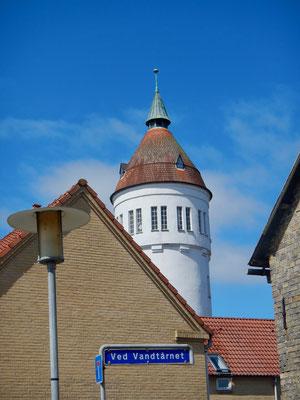 Vandtarnet - Wasserturm in Nordborg