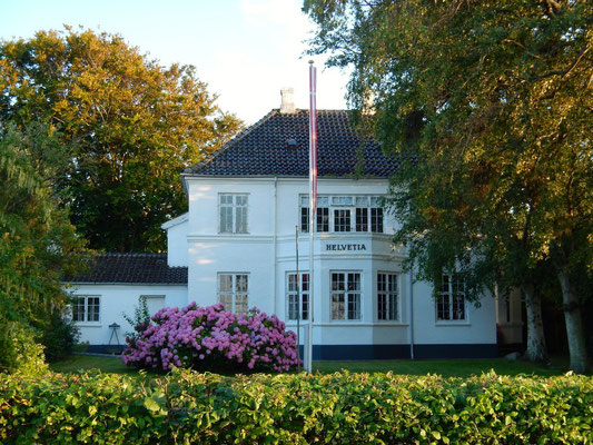 Villa Helvetia auf Endelave