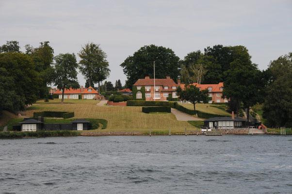 So wohnt man am Svendborgsund