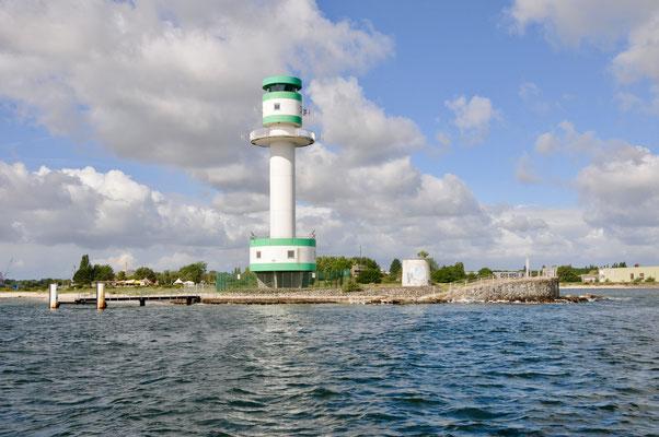 Leuchtturm Friedrichsort von See