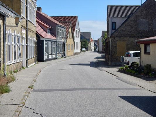 Es ist nichts los in Nordborg