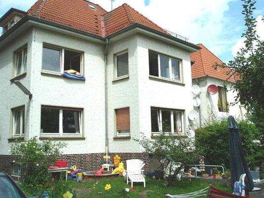 Braunschweig-Gliesmarode Verkauf eines 2-Familienhauses