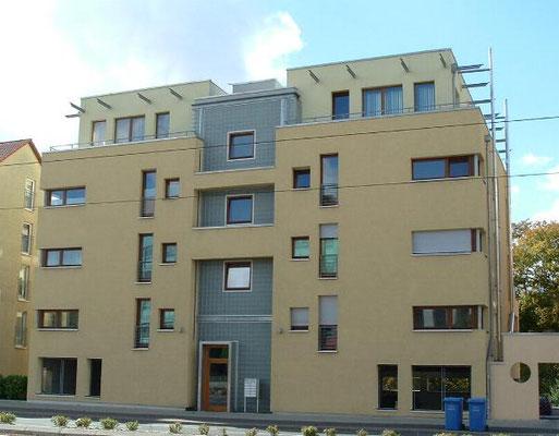 BS Innenstadt, am Bürgerpark Abwicklung/Verkauf von Eigentumswohnungen mit Terrasse zum Park aus einem Bauvorhaben