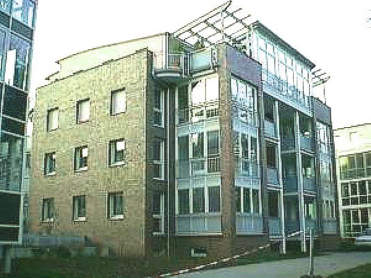 BS, Zentrumsnähe Verkauf von Eigentumswohnungen an der Oker aus einem Bauvorhaben