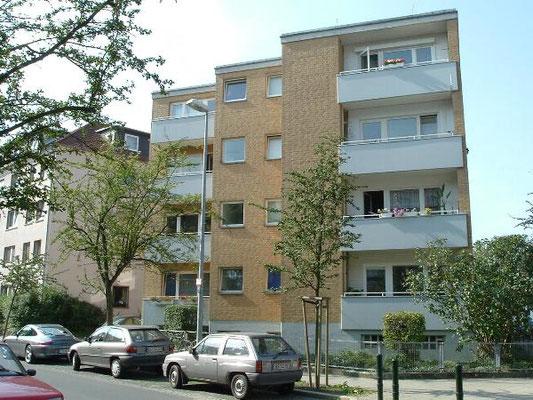 BS, östliches Ringgebiet Verkauf einer Eigentumswohnung mit Balkon am Theater
