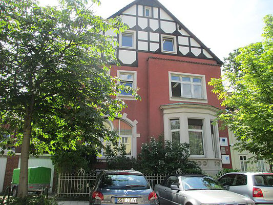Braunschweig, TU-Viertel am Wall Wohnungsvermietung mit Garten