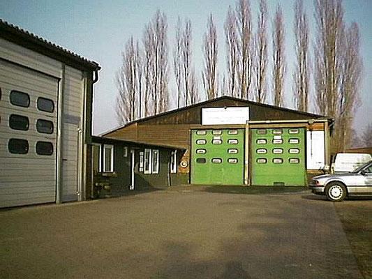 BS - Lehndorf Vermietung einer Werkstatt mit Lagerräumen