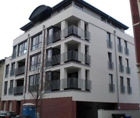 BS, östliches Ringgebiet Abwicklung eines Bauvorhabens mit 7 Eigentumswohnungen