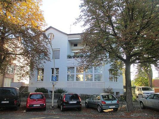 Braunschweig, Fallerslebertorwall 14