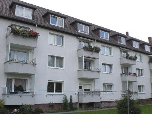 BS, westliches Ringgebiet Verkauf einer Eigentumswohnung zwischen HBK und Zentrum