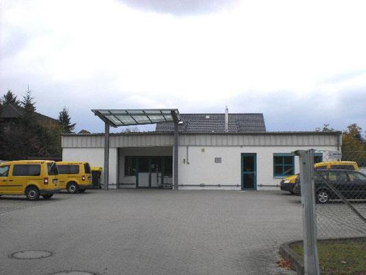 Wolfsburg, Vorsfelde Verkauf einer Poststelle