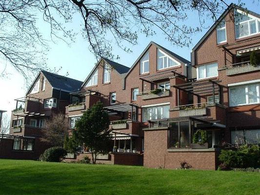 BS-Stöckheim Verkauf einer Eigentumswohnung mit 2 Terrassen