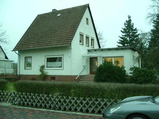 Gifhorn Verkauf eines 1-Familien-Hauses mit Anbau in ruhiger Innenstadtlage
