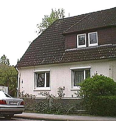 Braunschweig Verkauf einer Doppelhaushälfte in ruhiger Wohnlage
