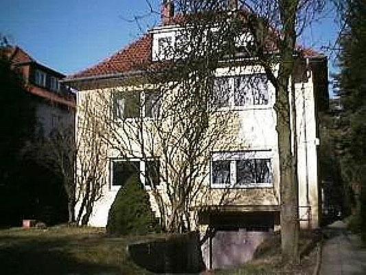 Braunschweig-Gliesmarode Verkauf eines 3-Famileinhauses in Kreuzteichnähe
