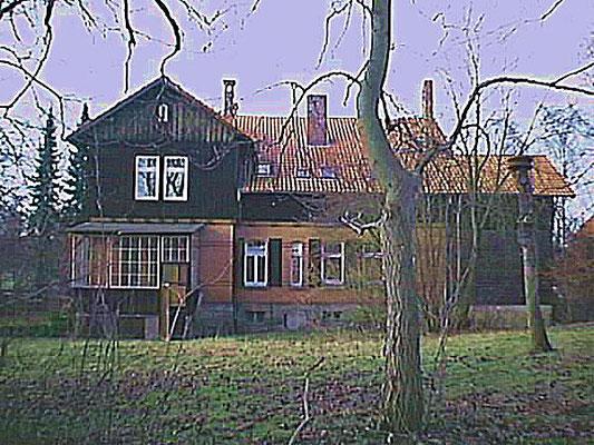 Helmstedt Verkauf des ehemaligen Forstamtes