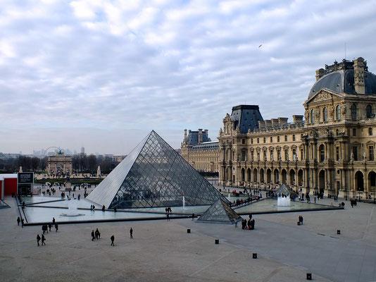 Louvre museum guided tour Paris