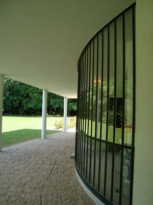 Guided tour Villa Savoye Poissy Le Corbusier