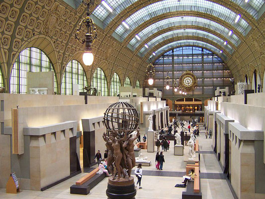 Orsay museum impressionnists