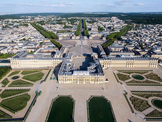 Versailles half day private tour