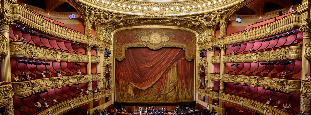 Private tour Opera House Paris
