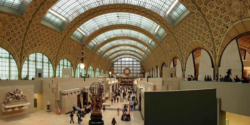 Guided Tour Paris Orsay Museum