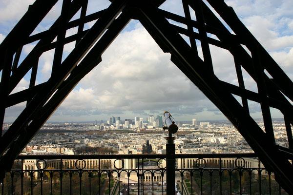 Guided Tour Paris Eiffel Tower