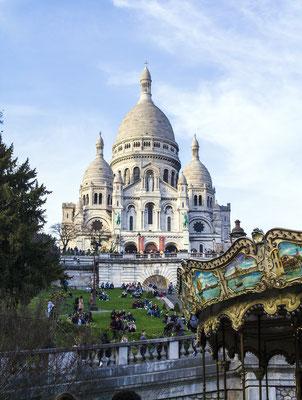 Private tour Montmartre Sacré Coeur Basilica