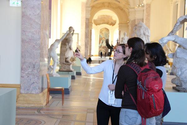Official guide art history Paris