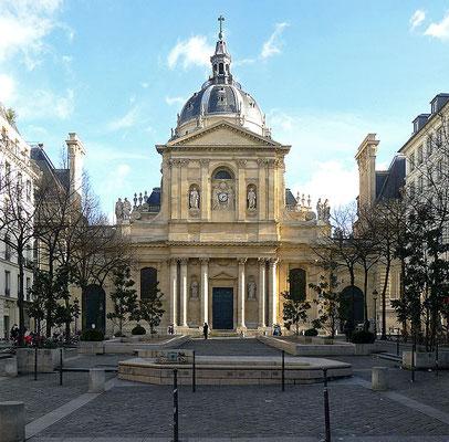 Private tour Sorbonne university