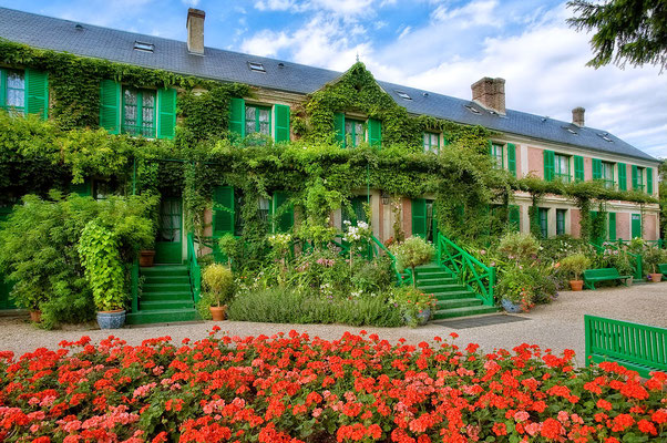 Private tour Giverny Monet's gardens