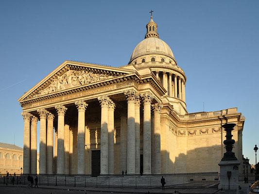 Panthéon Private tour Latin quarter