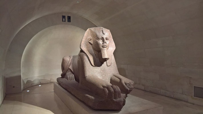 Louvre museum private tour Egypt